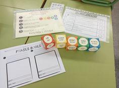 Compartim amb vosaltres un material molt útil, motivar i atractiu per treballar l'estructura de la frase que, al mateix temps, permet l'adaptació a diferents nivells educatius i capacitats dels alum...