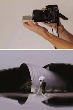 Photographer Mathias Fast has a clever photography hack that requires only a DSLR camera and your smartphone.