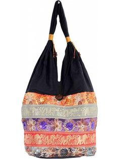 f64e30d793d Hmong Tote Bag - Boho Embroidery Bag - Shoulder Bag - Gifts For Her - Gifts  For Mom