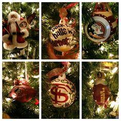 FSU Ornaments