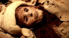 Bronze age Celtic Mummies in China.