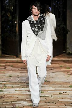 John Varvatos #Spring12 #FashionStar