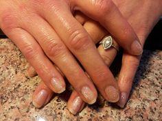 "Wedding nails!"""