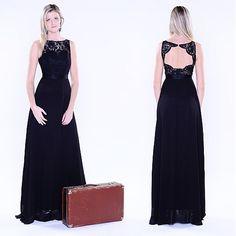 Dyona / Spoločenské šaty holý chrbát Prom Dresses, Formal Dresses, Fashion, Dresses For Formal, Moda, Formal Gowns, Fashion Styles, Formal Dress, Gowns