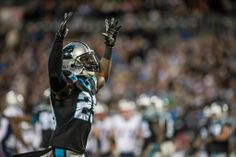 from Carolina Panthers Carolina Panthers play against the New England Patriots on Monday, November 18, 2013. Melissa Melvin-Rodriguez