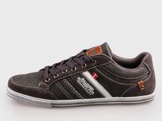 Bulldozer Sneaker Casual. Hergestellt aus hochwertigen Materialien. http://luxustreter.com/?product=750534-bulldozer-sneaker-casual-graubraun