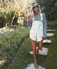 Little Howdies Overalls by THE LAUNDRY ROOM //saltyblonde