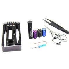 Pre Coil Jig Magic Stick Coils Tool Kit Rda 6 In 1 Sizes Wick Winding USA Seller #MagicStick
