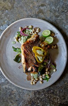 An Exotic Grouper Recipe From the Edge of the Yucatan, Hartwood Tulum