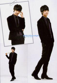 CNBLUE  Holika Holika - Kang Min Hyuk