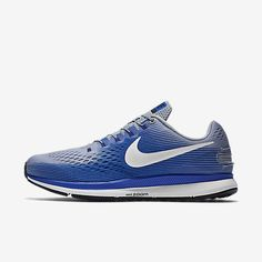 separation shoes b619f 6f454 The lace-free FlyEase closure system connects a hook-and-loop strap to a  wraparound zipper. Just like the standard Nike Pegasus this shoe features  an ...