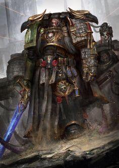 Deathwatch Terminator Veteran