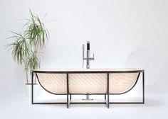 This bathtub by Isra