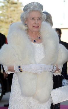 Her Royal Highness Queen Elizabeth II in Malta in November 2016