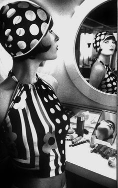 For Vogue Italia,Jeanloup Sieff 1972