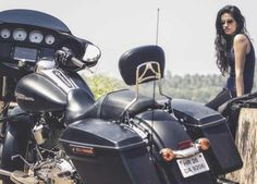 Priyanka Kochar - @bikewithgirl