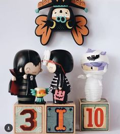 Love this Halloween collection by @bywonderland  Which Halloween a Momiji dolls do you have? #Momiji #momijidolls #Halloween #kawaii #kawaiihalloween #heebiejeebie #spookie #tinyteeth #hermeesmomiji #tinytrickster #trickortreat #boo #spreadthelove