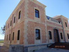 Priests House adjoining La Ermitta, nearing completion of renovation works