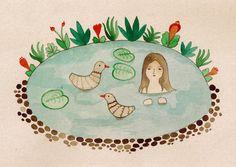 SAZUME ilustracióN www.sabinablasco.blogspot.com