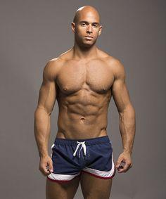 Andrew Christian Coronado Swim Shorts Designer Guys Swimwear