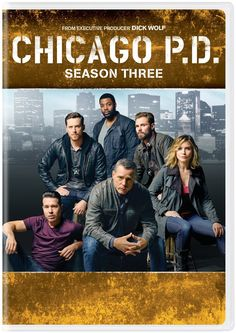 This release contains every episode from season three of CHICAGO P.D., a CHICAGO FIRE spin-off following the men and women of the Chicago Police Department. Jason Beghe, Sophia Bush and Patrick John F