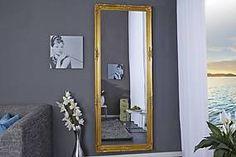 Závěsné zrcadlo RENESANS 185 zlaté
