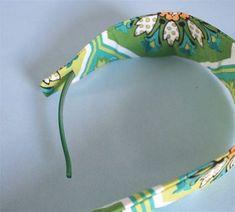 DIY headband covers