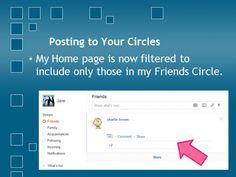 #google+ #hangoutsonair Google Plus Circles