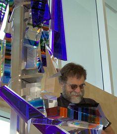 Michael Taylor » Glass Artist - Habatat Galleries