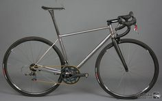 English Cycles - Project: Stainless Superlight 9.94 lbs
