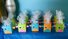 Monster Baby Shower!!!