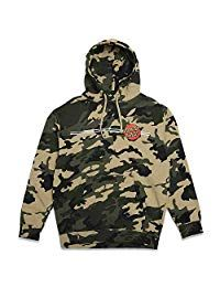Online shopping for Hoodies & Sweatshirts from a great selection at Clothing & Accessories Store. Black Santa, Mens Fashion Magazine, Skateboards, Fashion Wear, Large Black, Military Jacket, Hoods, Fashion Hoodies, Pullover