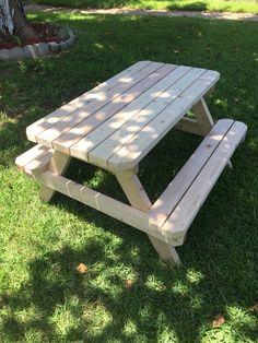 Epic Kids picnic table