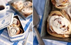 cinnamon roll favors. !!!