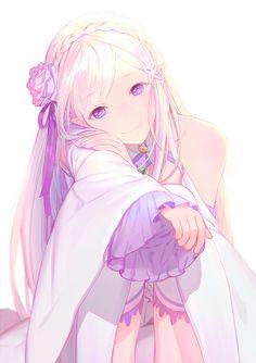 Emilia - Re:Zero