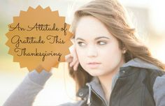 An Attitude of Gratitude This Thanksgiving! Thanksgiving isn't just a time for stuffing ourselves with turkey and pumpkin pie (although that is a plus!). It's a time to reflect and be grateful for all of the blessings in our lives. However, the older I get, the more I realize that gratitude isn't something we should only think abou...  Read More at http://www.chelseacrockett.com/wp/lifestyle/an-attitude-of-gratitude-this-thanksgiving/.  Tags: #Blessings, #C
