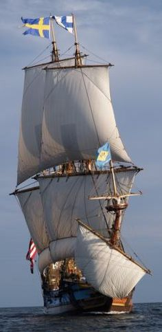 Kalmar Nyckel tall ship - can sail on it and they do pirate trips