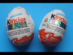 Surprise Kinder Eggs Unboxing #kindersurpriseeggs #kindereggs #surpriseeggs #kindersurprise #unboxing