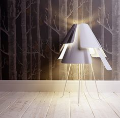 "lamp ""SHAINE"" by Vladimir Ivanov , via Behance"