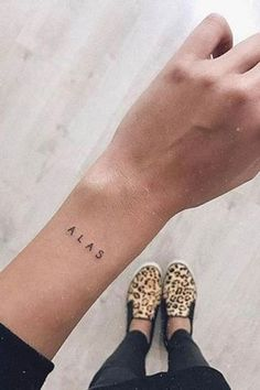 Outstanding cute tattoos are available on our site. Read more and you wont be sorry you did. Tiny Tattoos For Girls, Small Wrist Tattoos, Little Tattoos, Tattoos For Women, Alas Tattoo, 16 Tattoo, Tattoo Set, Band Tattoo, Mini Tattoos