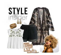 """Look 8 Fashion Buying"" by camilacaceresoma on Polyvore featuring Calypso St. Barth, Chicwish and Amrita Singh"