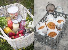 prettiest picnic food