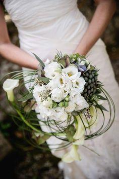 Bridal Bouquet. Wedding Tuscany