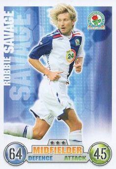 2007-08 Topps Premier League Match Attax #59 Robbie Savage Front