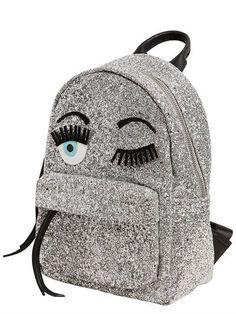 Chiara Ferragni - Flirting Glitter - Mini Backpack