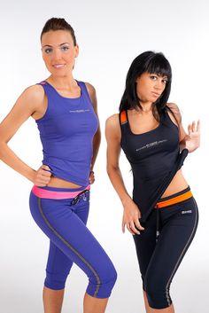 Sportwear Catalogue 2010 - 2011 - Isance Sport Line.