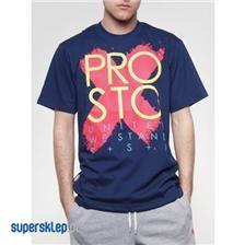 T-Shirt Prosto Kl Stand (dark blue)