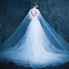 Michael Cinco Wedding Gown