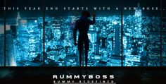 Welcome! This year will end with the Boss- RUMMY BOSS. #rummy #rummyboss