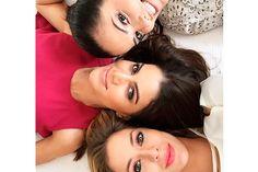 As blogueiras Camila Coelho, Mariah Bernardes e Helena Lunardelli contam todas as dicas que usam para manter suas vidas agitadas sem deixar o make de lado. Confira as dicas no 2º Episódio Movimento Maquiagem: Um look prático vale por 10!